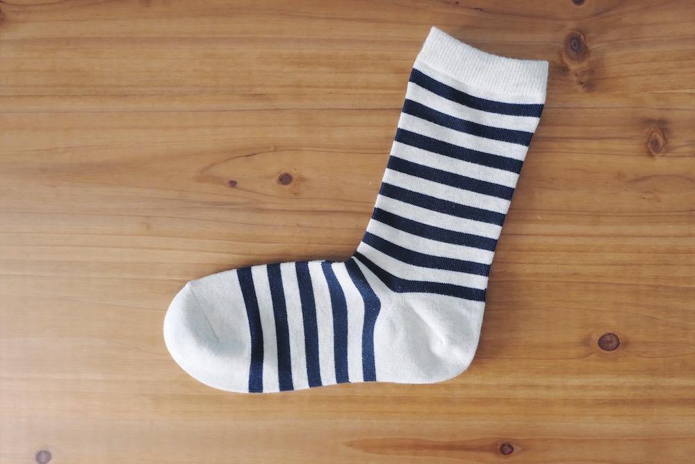 無印良品 えらべる靴下